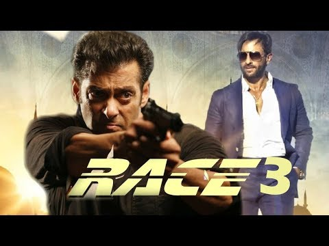 Race 3 Official Trailer 2018 Poster Released | Salman Khan Villain Role