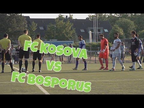FC Kosova Düsseldorf vs FC Bosporus Düsseldorf | Pass Schuss Tor