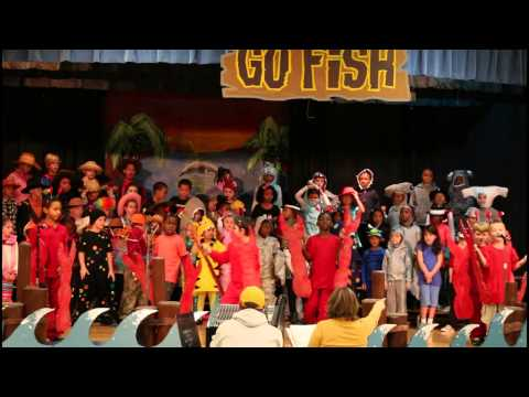 """""""GO FISH"""" Perritt Primary School 2013"""