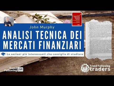 """Come studiare il libro """"Analisi tecnica dei mercati finanziari"""" di John Murphy"""