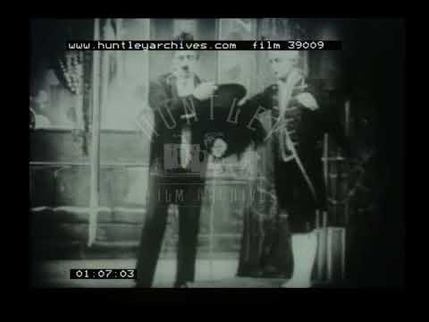 Music Hall Stars, 1910s  Film 39009