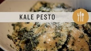 Superfoods - Kale Pesto