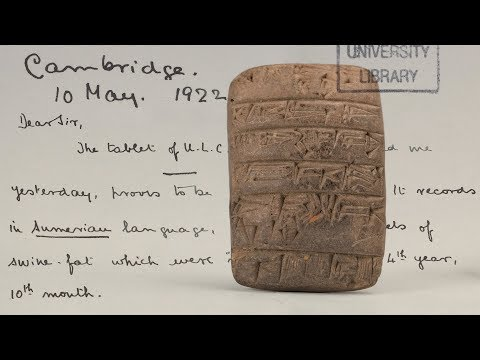 A Stray Sumerian Tablet