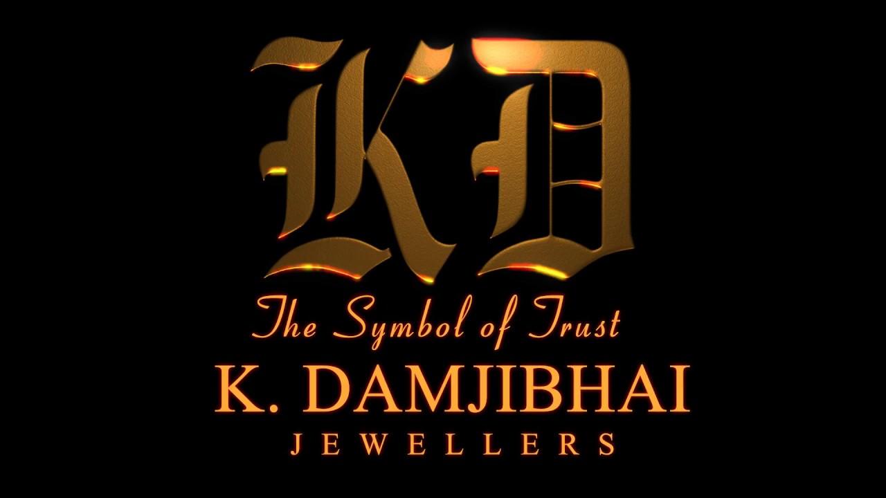 K Damjibhai Jewellers Kd The Symbol Of Trust Youtube
