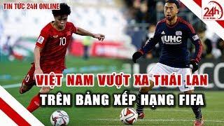Tin bóng đá hôm nay 21/2 Đội tuyển Việt Nam bỏ xa Thái Lan trên BXH FIFA, diễn biến Europa League