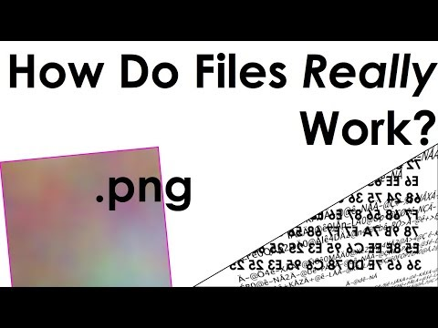 How do Files Really Work: PNG - ScienceSean