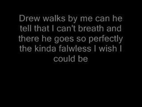 Teardrops on my Guitar Lyrics