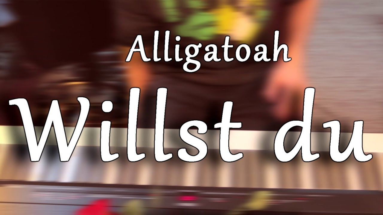 alligatoah willst du