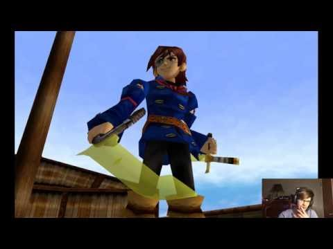 Lot's of GREEN! - Skies of Arcadia (pt 7) 100%  w/ FACECAM!