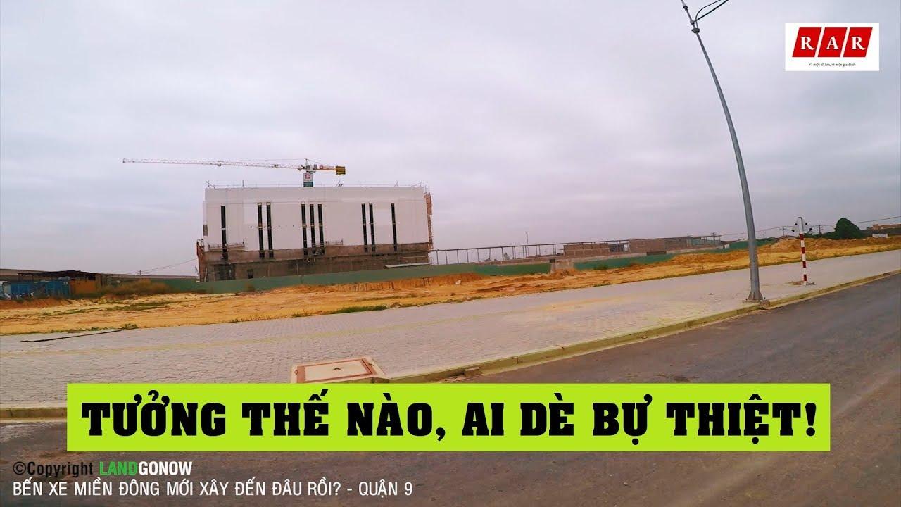 KHỦNG: Bến xe Miền Đông mới Quận 9 quá to & hiện đại 2019 ✔