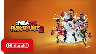NBA 2K Playgrounds 2 - New Season Update Trailer - Nintendo Switch