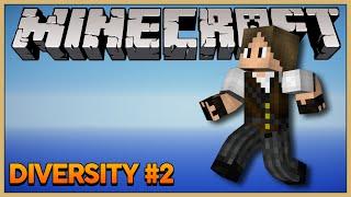Minecraft Diversity #2: O pior Parkour de TODOS!