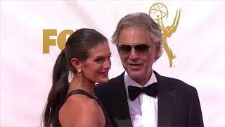 Le ténor italien Andrea Bocelli hospitalisé d'urgence