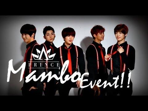 에이프린스 A-PRINCE  [Event] Mambo A La A-Prince Style