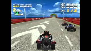 Download Custom Themes: Kart Racing MP3 song and Music Video