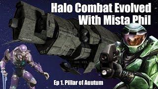 The Pillar of Autumn Halo Combat Evolved