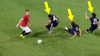 Triple Humiliation Skills In Football