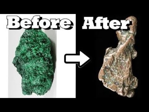 MAKE COPPER | From Green Rocks - Ask Jeff Williams