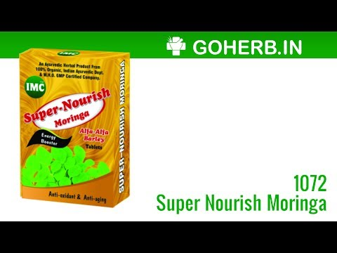 1072 Super Nourish Moringa