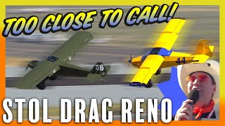 Saturday's STOL Drags at the Reno Air Races! 2019