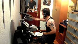 Sepultura - Primitive future drum cover