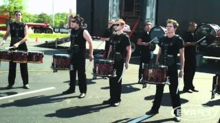 WGI 2012 | In the Lot - Powhatan High School