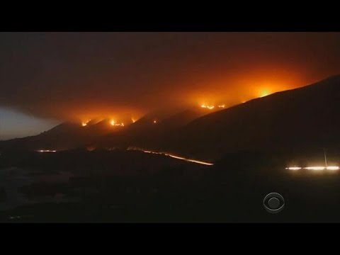 Deadly California wildfire driving away tourists
