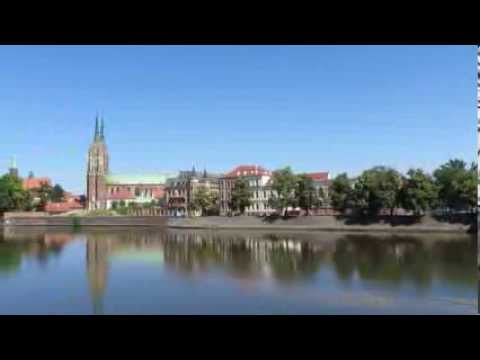Oder river, Wrocław, Lower Silesian, Poland, Europe