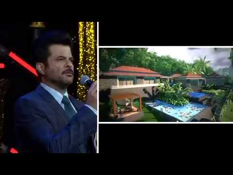 Celebrity Farm House in Udaipur, Rajasthan by Valencia Group | Declared by Anil Kapoor at IIFA 2015