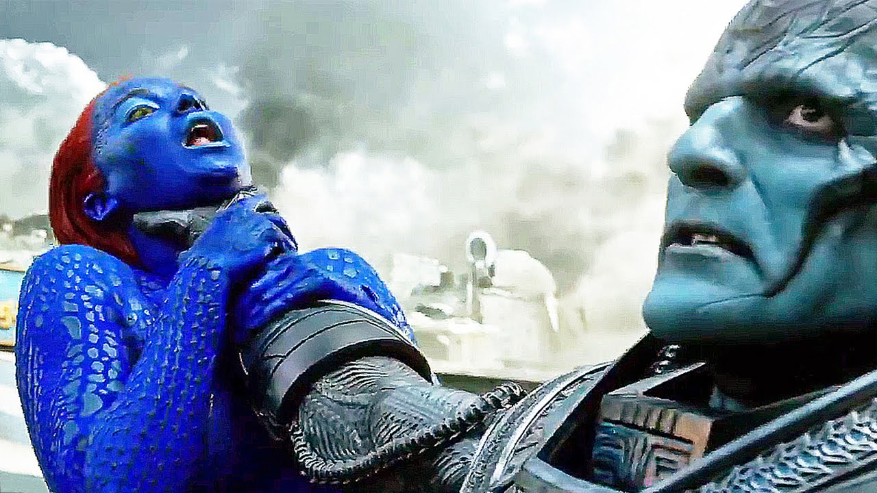 X Men Apocalypse Streaming