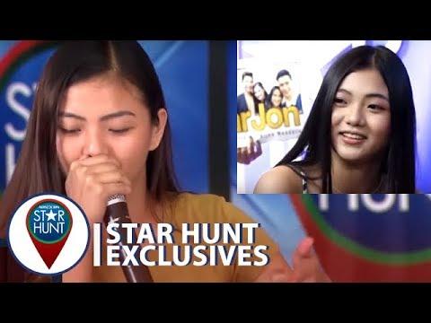 Jelay binalikan ang kanyang auditions  Star Hunt Exclusives