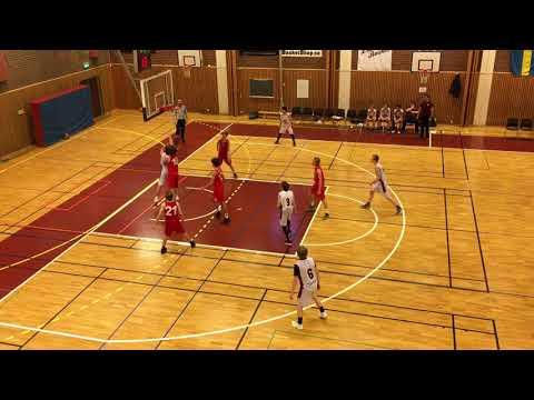 Lidingö Basket-Djursholm Indians U16 nivå 1