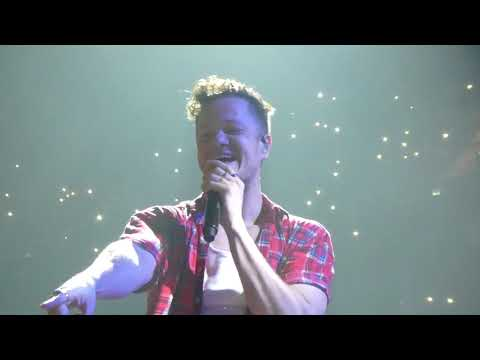 Demons - Imagine Dragons Live At The O2 London February 28 2018 HQ