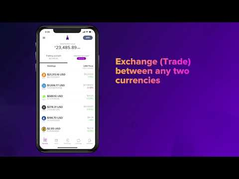 Trading cryptocurrencies on Abra