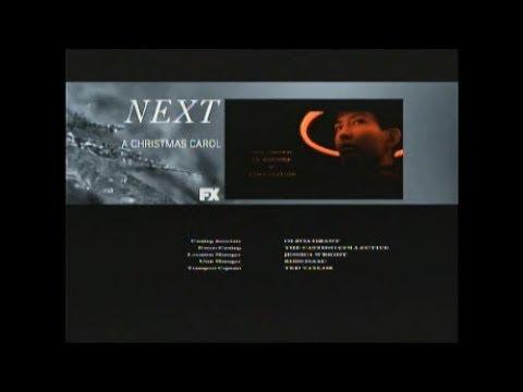 A Christmas Carol (2019) End Credits (FX 2019) - YouTube