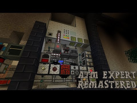 Minecraft All The Mods Expert Remastered Lp Ep #37: Advanced Power Generation