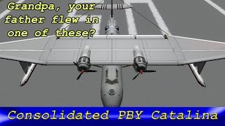 ksp consolidated pby catalina real plane firespitter b9 aerospace