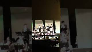 Knight Jazz Concert solo 4/26/18