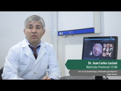 Video Cápsula Endoscópica  |  Dr. Juan Carlos Luciani