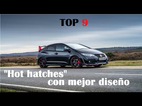 "TOP 9 ""Hot Hatches"" Con Mejor Diseño Exterior"