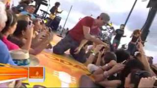 Enrique Iglesias Push Live Today Show