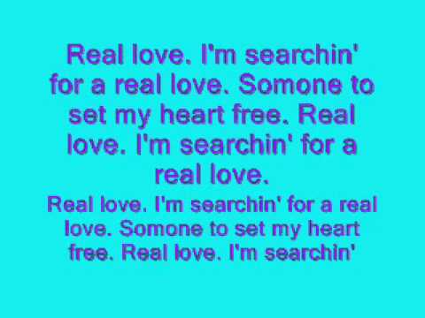 Mary J Blige - Real Love Lyrics