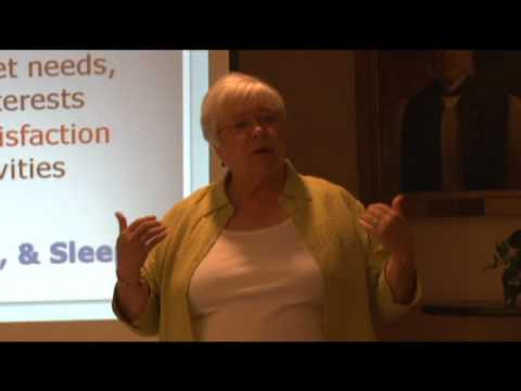 Occupational Therapy: It isn't all work: Dr. Denise Rotert at TEDxSiouxriver
