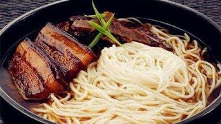 Ten most famous  noodles in China