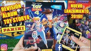 Álbum Toy Story 4 de Panini - Revisión extrema con SPOILERS de la Película