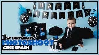 50 Unique Baby Boy 1st Birthday Photoshoot ideas   Funny Cake Smash ideas photoshoot