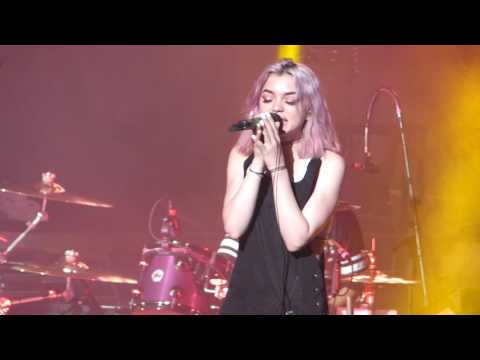 Hey Violet - All We Ever Wanted - Live Detroit, MI 7/27/16