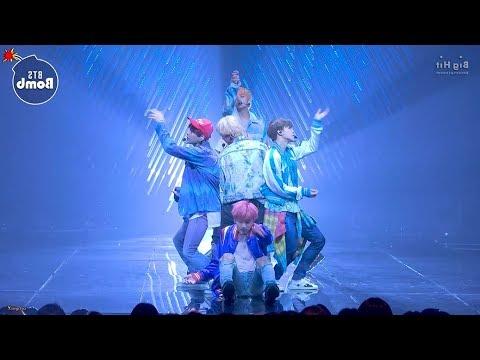 BTS (방탄소년단) | 'I'm Fine' Mirrored Fancam