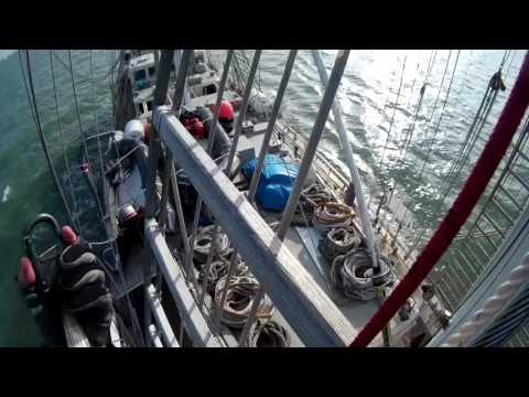 Tall Ships DB Power EX5000 Action Camera JST Sailing
