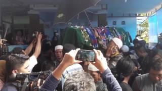 Detik-detik Almarhum Achmad Kurniawan Ingin Dimakamkan